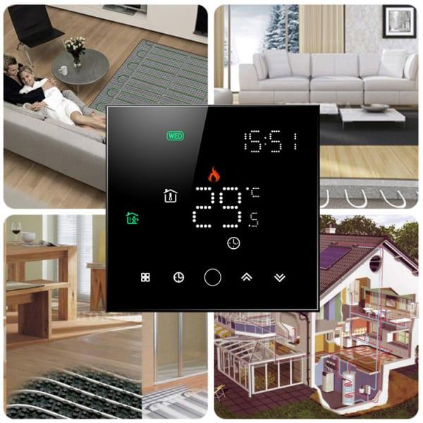 Wi-fi Termostat ETK-103B