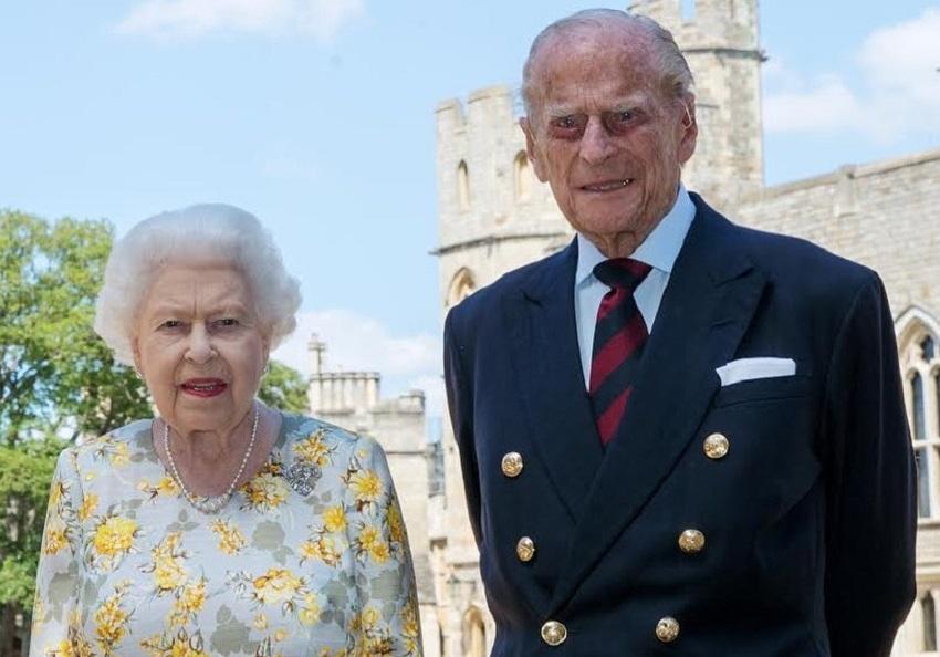 Муж Елизаветы II отмечает 99-летие