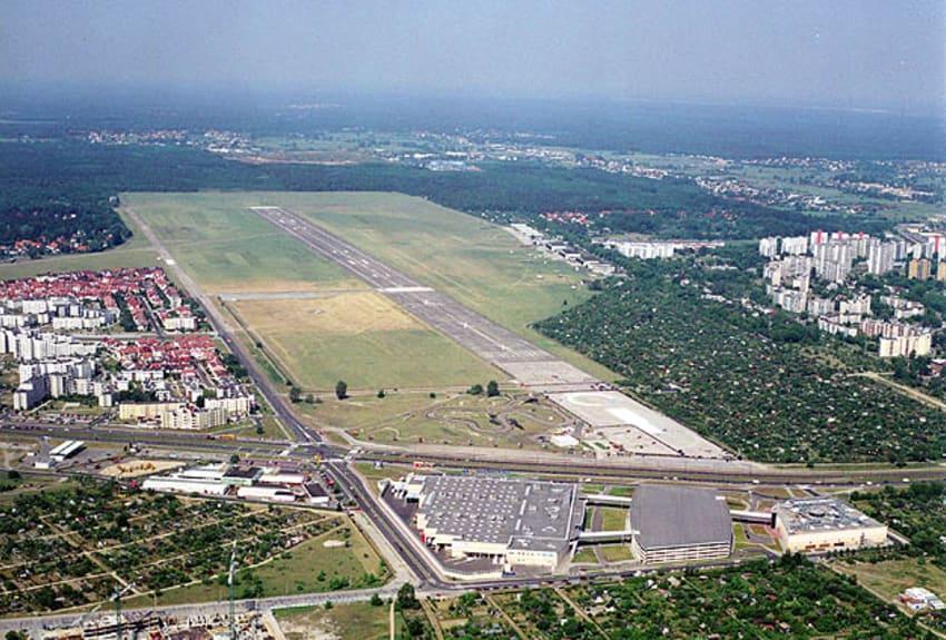 Lotnisko Bemowo / Babice