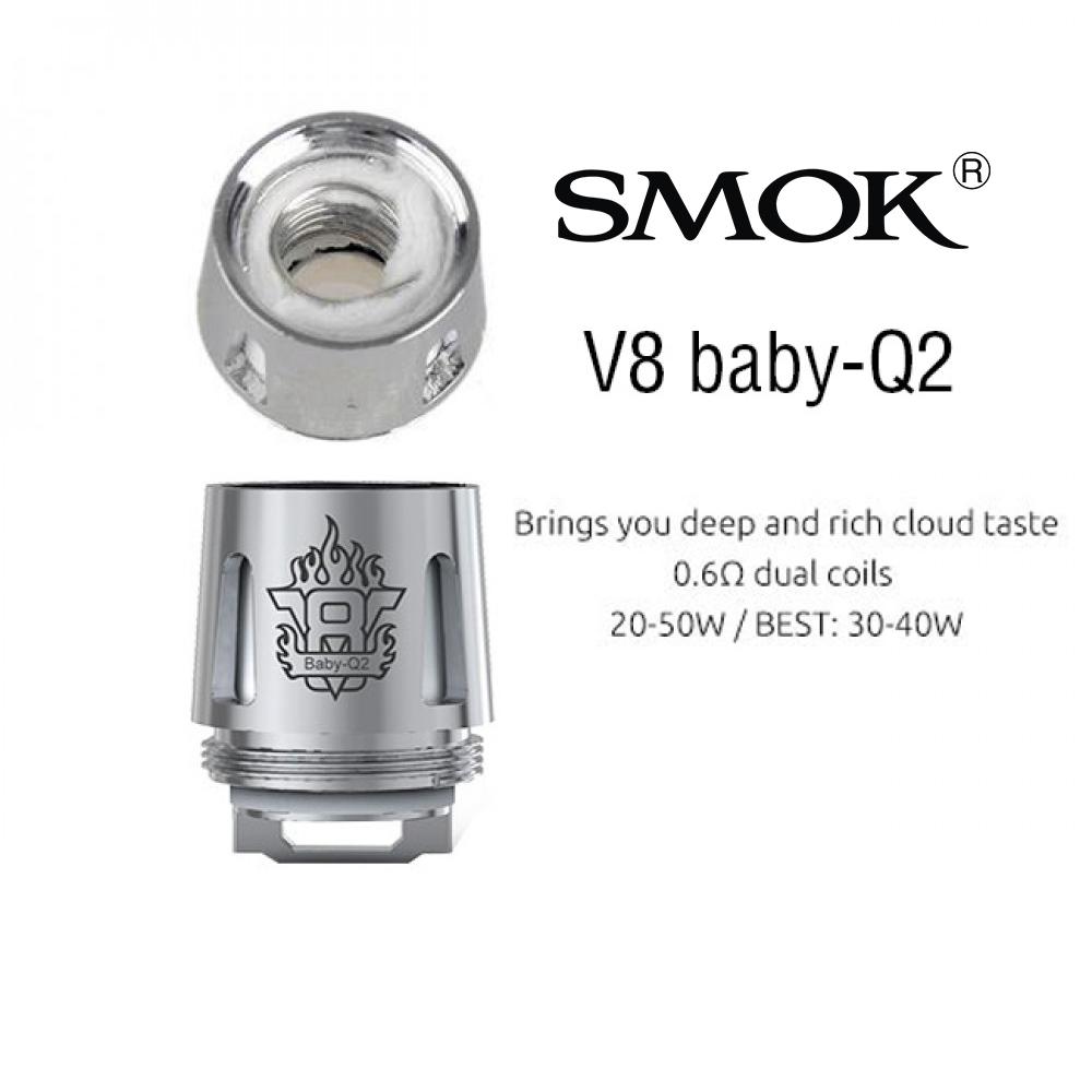 'SMOK TFV8 BABY Q2 COIL0.4 OHM'