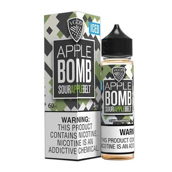 'VGOD APPLE BOMB ICE 6MG'