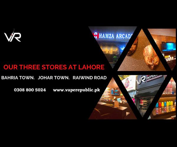 Best Vape Shops In Lahore