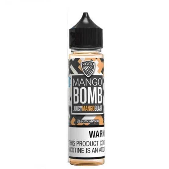 'Vgod Mango Bomb Ice 18mg'