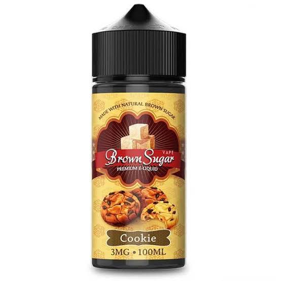 'Brown Sugar Cookie 3mg'