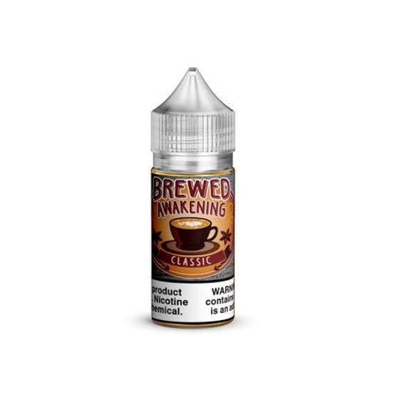 'Brewed Awakening Salt Coffee 35mg'