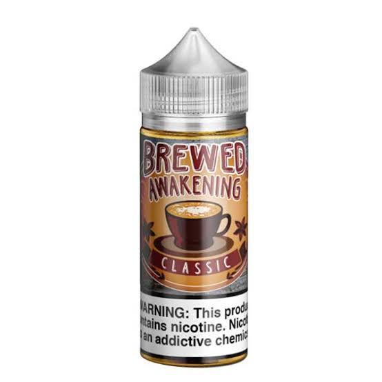 'Brewed Awakening Coffee 3mg'