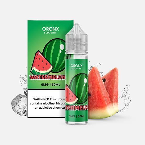 'Orgnx Watermelon Ice 3mg'