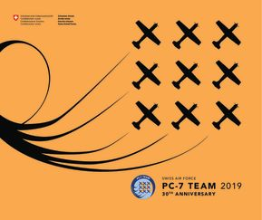 PC-7 TEAM Flyer
