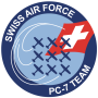 PC-7 TEAM Logo