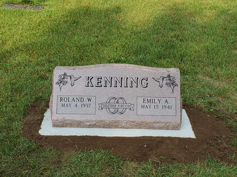 Slant Memorials photo 1 of 5