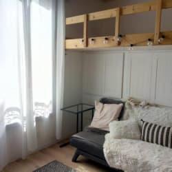 Bois Colombes - 1 pièce(s) - 24 m2 - Rez de chaussée