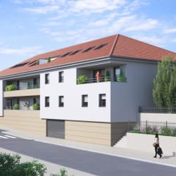 Thionville - 47.97 m2 - Rez de chaussée