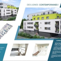 Metz - 97.1 m2 - 4ème étage
