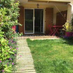 2 pièces avec terrasse + Jardin + Parking
