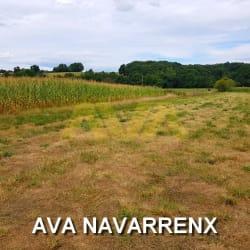 Terrain plat /NAVARRENX