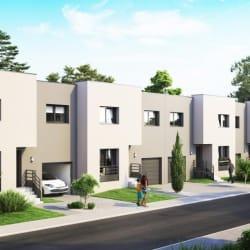 Metz - 85.35 m2 - 1er étage