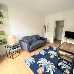 Appartement PARIS 16 - 2 pièce(s) - 36.91 m2 MEUBLE