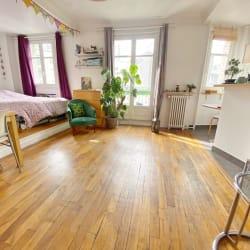 Appartement Paris 1 pièce(s) 34 m2