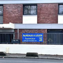 BONDOUFLE- BUREAU 4 -  1 pièce(s) - 21.90 m2
