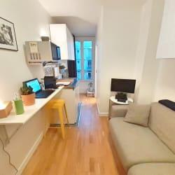 Appartement Paris 1 pièce(s) 11 m2