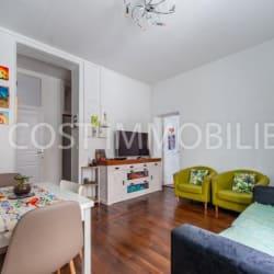 Bois Colombes - 3 pièce(s) - 52.6 m2 - Rez de chaussée