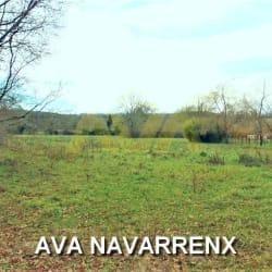 Terrain spacieux à Navarrenx