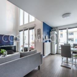 Asnieres Sur Seine - 3 pièce(s) - 67.61 m2 - 4ème étage