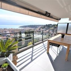 Exceptionnel 3 pièces 79 m² avec terrasse vue mer