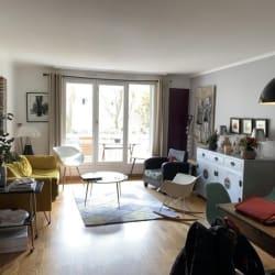 Courbevoie - 5 pièce(s) - 109 m2 - 1er étage