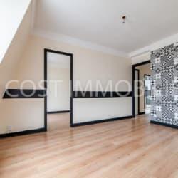 Clichy - 3 pièce(s) - 55 m2 - 7ème étage