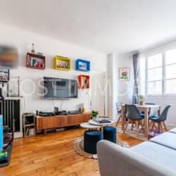 Courbevoie - 2 pièce(s) - 37 m2 - 3ème étage