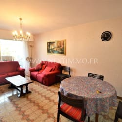 Appartement 3 pièces avec terrasse et cave