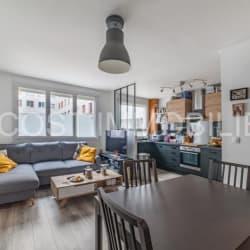 Clichy - 2 pièce(s) - 43.62 m2 - 1er étage