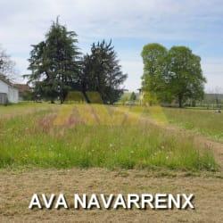 Terrain à bâtir entre Navarrenx, Oloron et Lucq