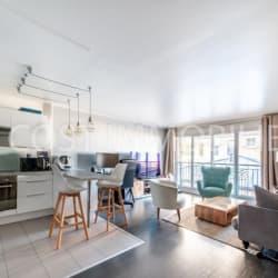 Courbevoie - 3 pièce(s) - 60.04 m2 - 1er étage