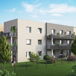 Woippy - 2 pièce(s) - 50.15 m2 - 2ème étage