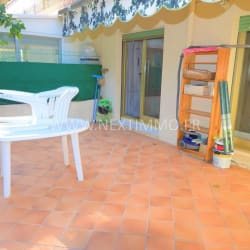 APPARTEMENT 2p avec jardin et terrasse