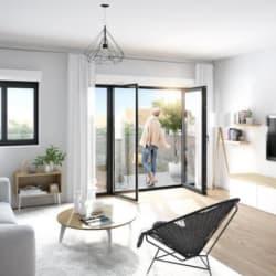 Sarcelles - 60.93 m2