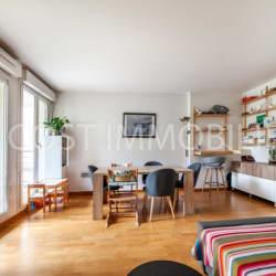 Asnières - 4 pièce(s) - 75 m2 - 1er étage