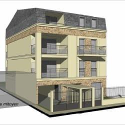 Immeuble 6 logements à construire