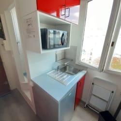Appartement Paris 1 pièce(s) 8.25 m2