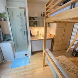 Appartement Paris 1 pièce(s) 12 m2