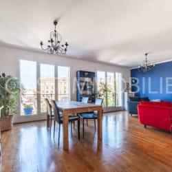 Asnieres Sur Seine - 4 pièce(s) - 97 m2 - 4ème étage