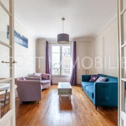 Asnieres Sur Seine - 2 pièce(s) - 49.68 m2 - 3ème étage
