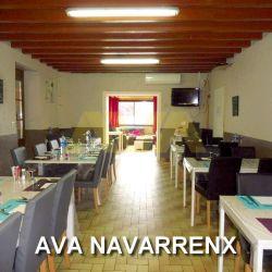 Fonds de commerce de bar restaurant à Navarrenx