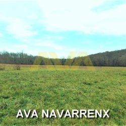 Parcelle à Navarrenx
