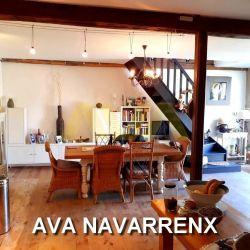 Maison rénovée Navarrenx