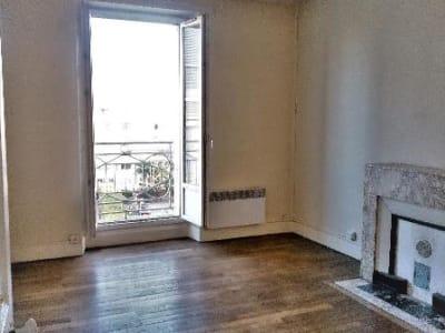 Appartement ancien Grenoble - 1 pièce(s) - 42.41 m2