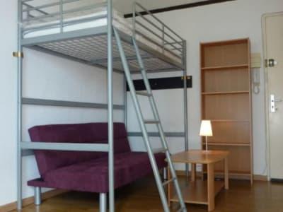 Strasbourg - 1 pièce(s) - 13 m2 - 1er étage