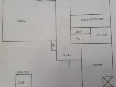 Quimper - 4 pièce(s) - 69 m2